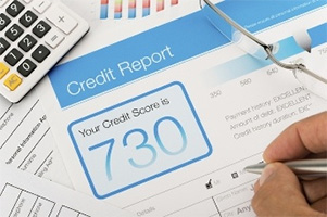 middle credit score
