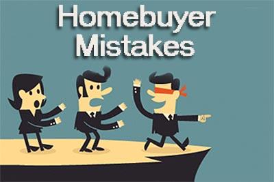 common buyer mistakes