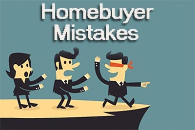 common buyer mistakes