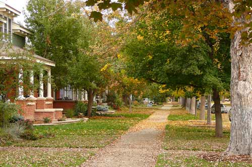 Mountain Ave. Fort Collins